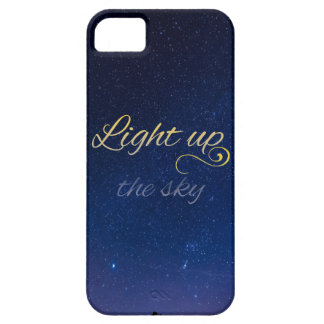 """Light Up The Sky"" Phone Case"
