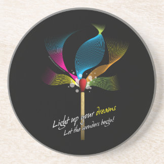 Light Up Your Dreams Coaster