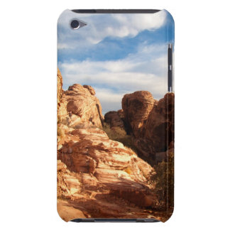 Light vs Shadow on Red Cliffs iPod Touch Case