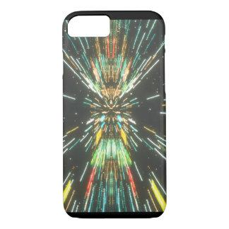Light Warp. (light;warp;colors_Space Scenes iPhone 7 Case