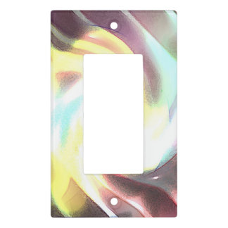 Light Whirlpool light switch cover single rocker