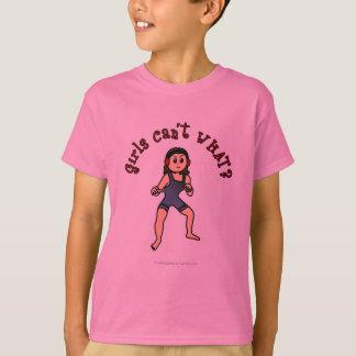 Light Womens Wrestling T-Shirt