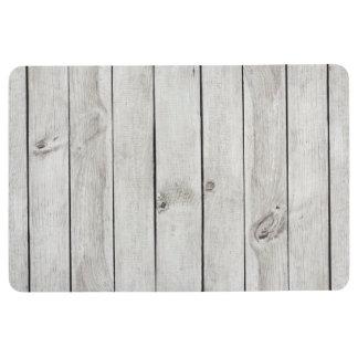 Light Wood Floor Mat