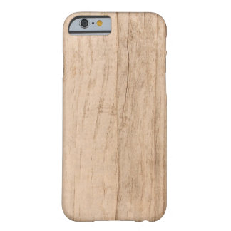 Light Wood Grain Cover iPhone 6 case