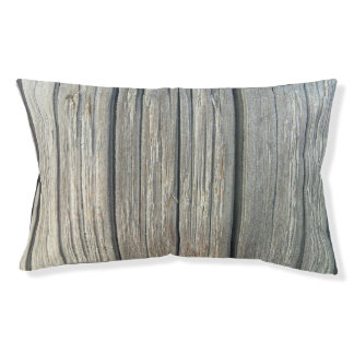 Light Wood Texture Dog Bed