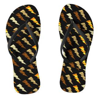 Lightening Flip Flops