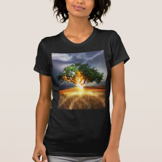 Lightening Tree T-Shirt