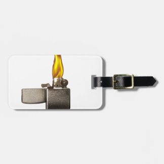 lighter luggage tag