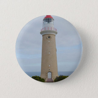 Lighthouse 2 Inch Round Button