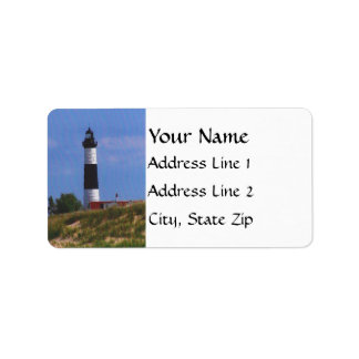 Lighthouse Address Labels