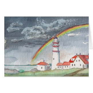 Lighthouse All Occasion Greeting Card
