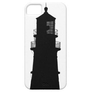 lighthouse art design black fashion iPhone 5 covers
