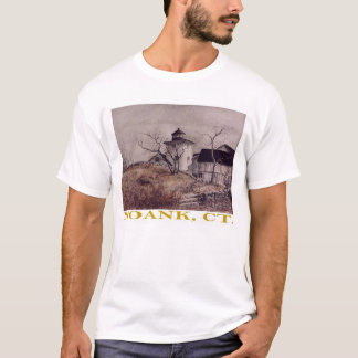 Lighthouse at Noank T-Shirt