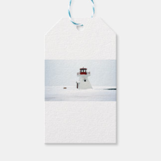 Lighthouse at Richards Landing Gift Tags