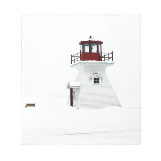 Lighthouse at Richards Landing Notepad
