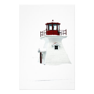Lighthouse at Richards Landing Stationery
