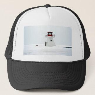 Lighthouse at Richards Landing Trucker Hat