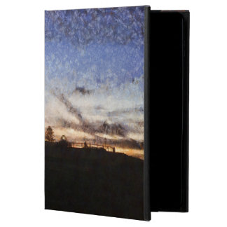 Lighthouse at sunset powis iPad air 2 case