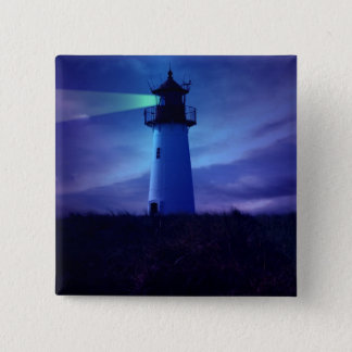 Lighthouse Beacon Pin