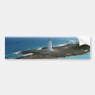 Lighthouse Bumper Sticker