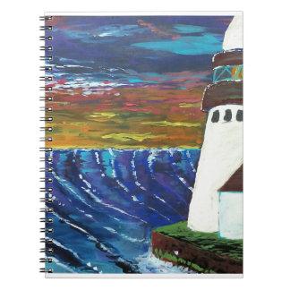 Lighthouse by Patsmack Notebooks