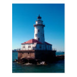 Lighthouse, Chicago's Navy Pier Post Card