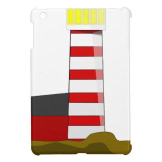 Lighthouse Drawing iPad Mini Cases