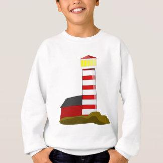 Lighthouse Drawing Sweatshirt