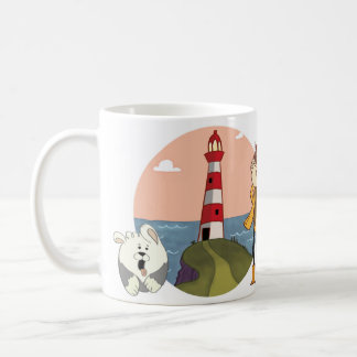 "Lighthouse from ""Song Of The Sea"" Coffee Mug"
