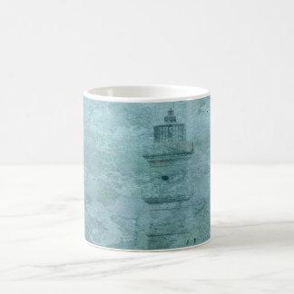Lighthouse Impasto Mugs