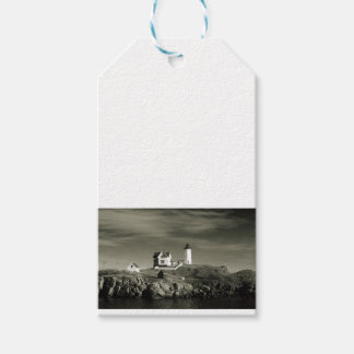 Lighthouse in Maine Gift Tags