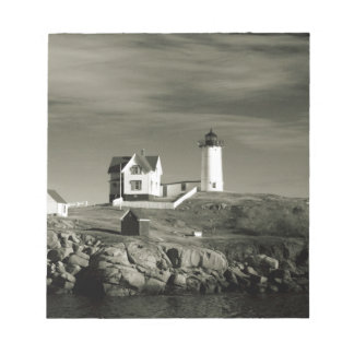 Lighthouse in Maine Notepad