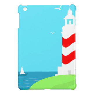 Lighthouse iPad Mini Cases