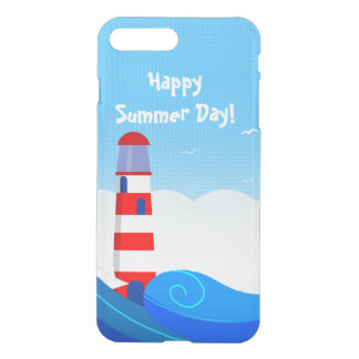 Lighthouse iPhone deflector case