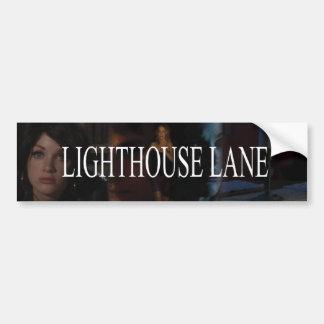 Lighthouse Lane - Bumper Sticker