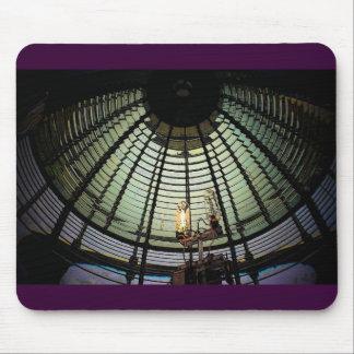 Lighthouse Lens Mousepad
