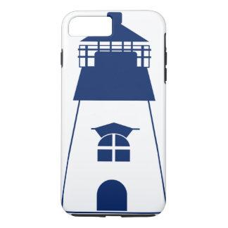 Lighthouse Navy iPhone 7 Plus Case