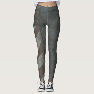 Lighthouse on Leggings