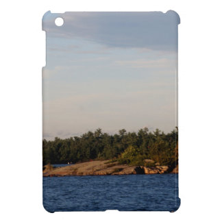 Lighthouse on Shoal Island Case For The iPad Mini