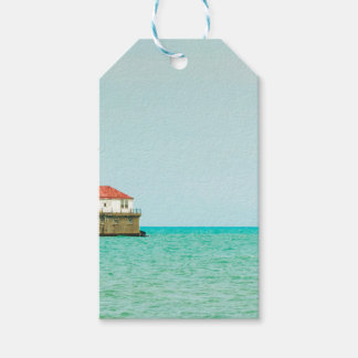 lighthouse pack of gift tags