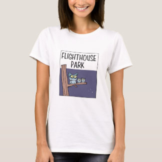 Lighthouse Park, West Vancouver T-Shirt