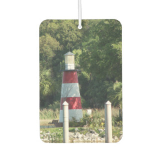 Lighthouse Photo Air Freshener