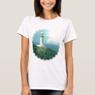 Lighthouse Photos Ladies T-Shirt