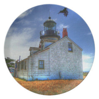 Lighthouse Plate