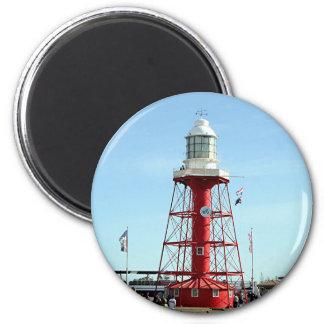 Lighthouse, Port Adelaide, Australia Magnet