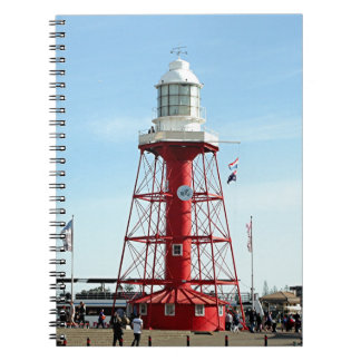 Lighthouse, Port Adelaide, Australia Note Book
