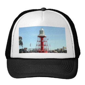 Lighthouse, Port Adelaide, Australia Trucker Hat