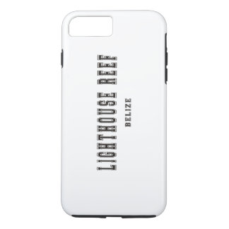 Lighthouse Reef, Belize iPhone 7 Plus Case