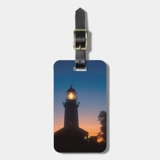 Lighthouse, Robben Island, Cape Town 2 Bag Tag