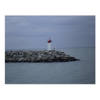 Lighthouse Rocks Postcard